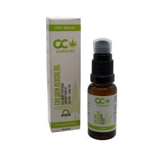 cbd skin rescue oil